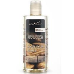 Óleo Corporal Desodorante Amêndoa Doce 200ml - 105... - Fitoflora Produtos Naturais