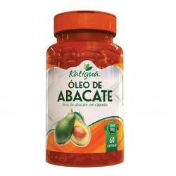 Óleo de Abacate 60 x 1000mg - 17275 - Fitoflora Produtos Naturais