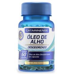 Óleo de Alho Desodorizado 60 Cápsulas - 17626 - Fitoflora Produtos Naturais