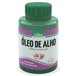 Óleo De Alho 60caps x 250mg - 12536 - Fitoflora Produtos Naturais