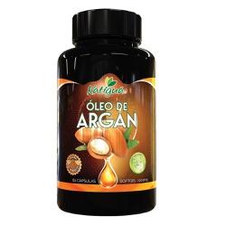 Óleo de Argan 60 cápsulas x 1000mg - 16478 - Fitoflora Produtos Naturais