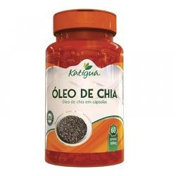 Óleo de Chia 60caps x 1000mg - 12704 - Fitoflora Produtos Naturais