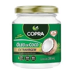 Óleo de Coco Extra Virgem 200ml - 11242 - Fitoflora Produtos Naturais