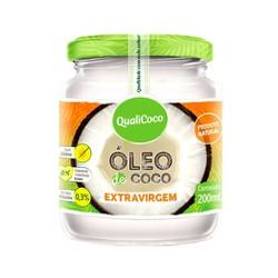 Óleo de Coco Extra Virgem 200ml - 15493 - Fitoflora Produtos Naturais