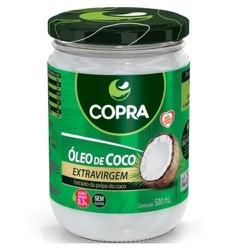 Óleo De Coco Extra Virgem 500ml - 11240 - Fitoflora Produtos Naturais
