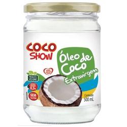 Coco Show Óleo de Coco 500ml - 16579 - Fitoflora Produtos Naturais
