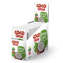 Óleo de Coco Extra Virgem Sachê Coco Show 40x15ml ... - Fitoflora Produtos Naturais