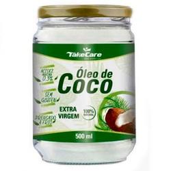 Óleo de Coco Extra Virgem 500ml - 17447 - Fitoflora Produtos Naturais