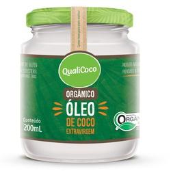 Óleo de Coco Extravirgem Orgânico 200ml - 17993 - Fitoflora Produtos Naturais