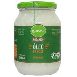 Óleo de Coco Extravirgem Orgânico 500ml - 17994 - Fitoflora Produtos Naturais
