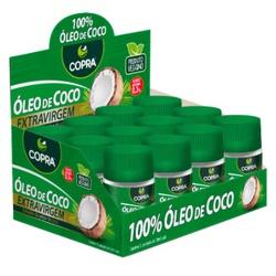 Óleo de Coco Extravirgem Veg. Display 12x30ml - 18... - Fitoflora Produtos Naturais