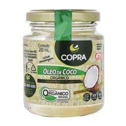 Óleo de Coco Extra Virgem Orgânico 200ml - 13315 - Fitoflora Produtos Naturais