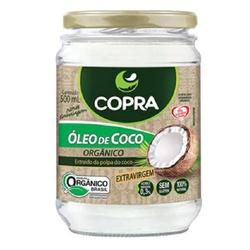 Óleo de Coco Extra Virgem Orgânico 500ml - 13314 - Fitoflora Produtos Naturais
