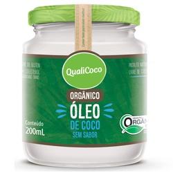 Óleo de Coco Sem Sabor Orgânico 200ml - 17991 - Fitoflora Produtos Naturais
