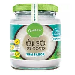 Óleo de Coco Sem Sabor 200ml - 15495 - Fitoflora Produtos Naturais