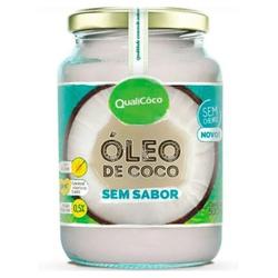 Óleo de Coco Sem Sabor 500ml - 15498 - Fitoflora Produtos Naturais