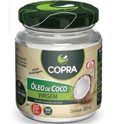 Óleo de Coco Virgem 200ml - 15352 - Fitoflora Produtos Naturais