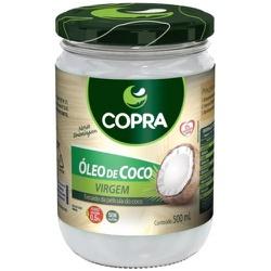 Óleo de Coco Virgem 500ml - 15353 - Fitoflora Produtos Naturais