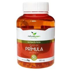 Óleo de Prímula 50 cápsulas x 500mg - 15393 - Fitoflora Produtos Naturais