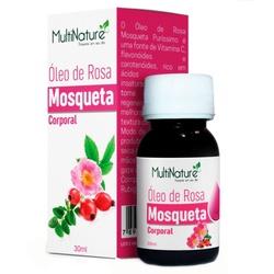 Óleo de Rosa Mosqueta 30ml - 16832 - Fitoflora Produtos Naturais