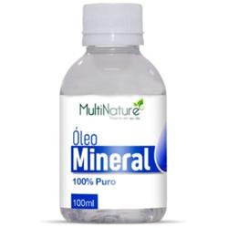 Óleo Mineral 100ml - 15606 - Fitoflora Produtos Naturais