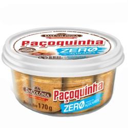 Paçoquinha Zero 170g - 16628 - Fitoflora Produtos Naturais