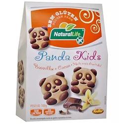 Panda Kids Baunilha e Cacau 100g - 16064 - Fitoflora Produtos Naturais