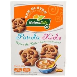 Panda Kids Doce de Leite 100g - 16065 - Fitoflora Produtos Naturais