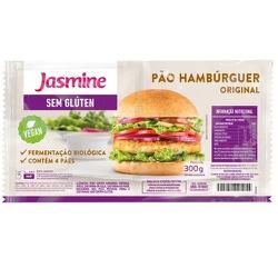 Pão de Hamburguer Sem Glúten Vegan 300g - 17875 - Fitoflora Produtos Naturais