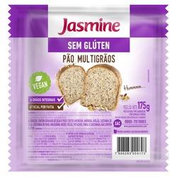 Pão Multigrãos Sem Glúten 175g - 17861 - Fitoflora Produtos Naturais