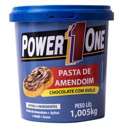 Pasta de Amendoim Chocolate com Avelã 1,005kg - 16... - Fitoflora Produtos Naturais