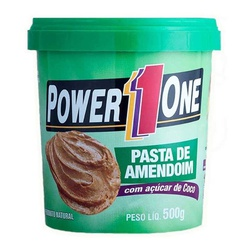 Pasta de Amendoim com Açúcar de Coco 500g - 16887 - Fitoflora Produtos Naturais