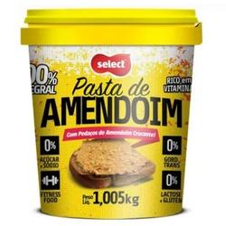 Pasta de Amendoim com Pedaços Crocantes 1,005kg - ... - Fitoflora Produtos Naturais