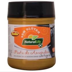 Pasta de Amendoim Integral Pote 300g - 16102 - Fitoflora Produtos Naturais