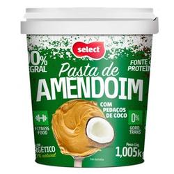 Pasta de Amendoim Com Pedaços de Coco 1,005kg - 16... - Fitoflora Produtos Naturais
