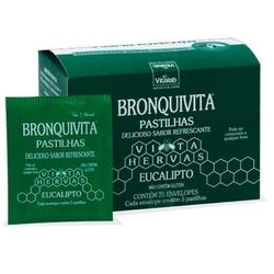 Pastilhas Bronquivita 25 sachês x 5un - 11780 - Fitoflora Produtos Naturais