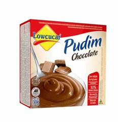 Pó Para Pudim Chocolate Zero Açúcar 30g - 11518 - Fitoflora Produtos Naturais
