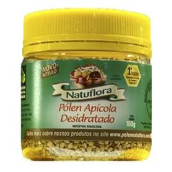 Pólen Apícola Desidratado 100g - 13220 - Fitoflora Produtos Naturais