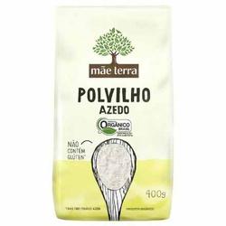 Polvilho Azedo Orgânico 400g - 17315 - Fitoflora Produtos Naturais