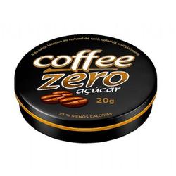 Bala Lixx Coffee Zero Açúcar 20g - 11098 - Fitoflora Produtos Naturais