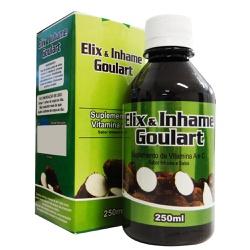 Elixir e Inhame Goulart 250ml - 13377 - Fitoflora Produtos Naturais