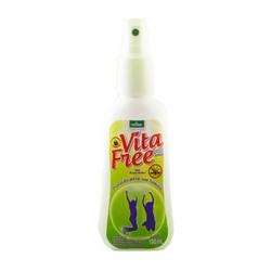 Vita Free Repelente de Insetos Spray 100ml - 15745 - Fitoflora Produtos Naturais