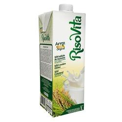 Bebida de Arroz Original Sem Glúten 1 litro - 1405... - Fitoflora Produtos Naturais