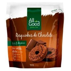 Rosquinhas de Chocolate All Goods Display 10x32g -... - Fitoflora Produtos Naturais