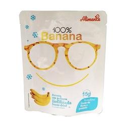 Banana Liofilizada 15g - 16739 - Fitoflora Produtos Naturais