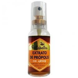 Composto de Própolis, Mel e Gengibre Spray 30ml - ... - Fitoflora Produtos Naturais