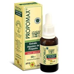 Propomax Extrato de Própolis Sem Álcool 30ml - 281... - Fitoflora Produtos Naturais