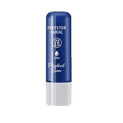 Protetor Labial Protect Sun FPS15 3,5g - 17242 - Fitoflora Produtos Naturais