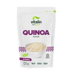 Quinoa Integral em Flocos 120g - 13961 - Fitoflora Produtos Naturais