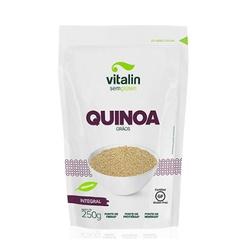 Quinoa Integral em Grãos 250g - 13960 - Fitoflora Produtos Naturais
